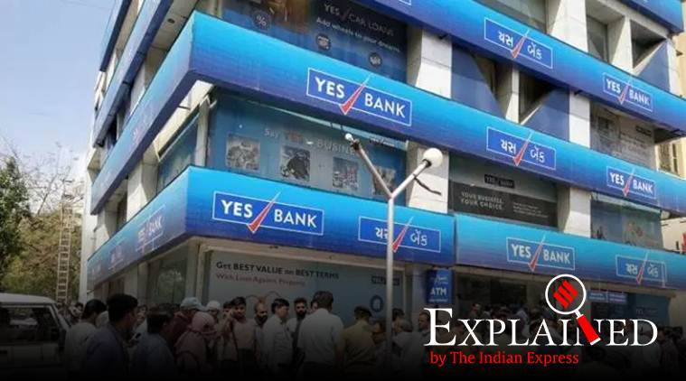 Yes Bank crisis, Rana Kapoor, Rana Kapoor arrested, Yes Bank withdrawal capped, Yes Bank fiasco, Yes Bank RBI, Business news, Indian Express