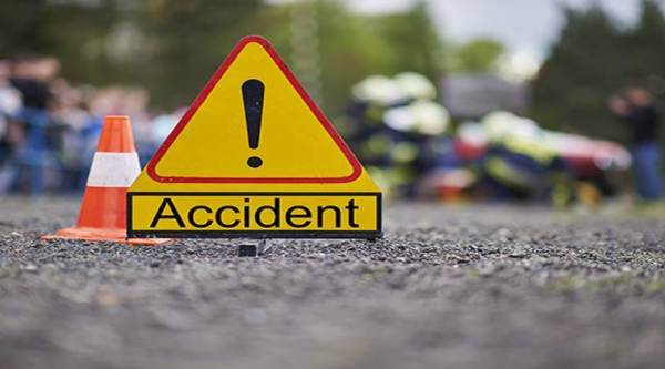 accident near Bijasan Ghat, family dead in accident near Bijasan Ghat, Barwani district accident, Barwani oil tanker accident, MP news