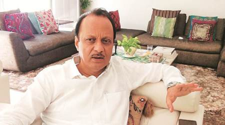 Ajit Pawar, Salary cuts, slary payment, India lockdown, coronavirus, mumbai news, indian express news