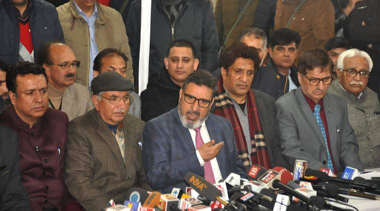 Domicile rights of J-K: Apni Party says promises not kept, says it was the only way forward