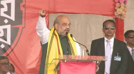 amit shah in kolkata, amit shah kolkata rally, amit shah kolkata protests, amit shah kolkata caa protests, cpm rally kolkata, kolkata city news
