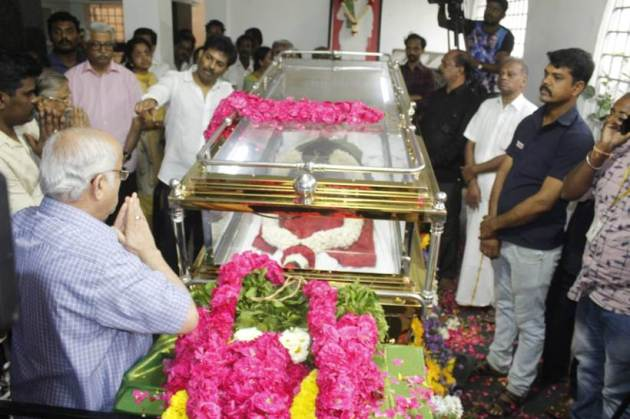 k anbazhagan, k anbazhagan dead, k anbazhagan dmk, dmk, dmk general secretary, indian express news