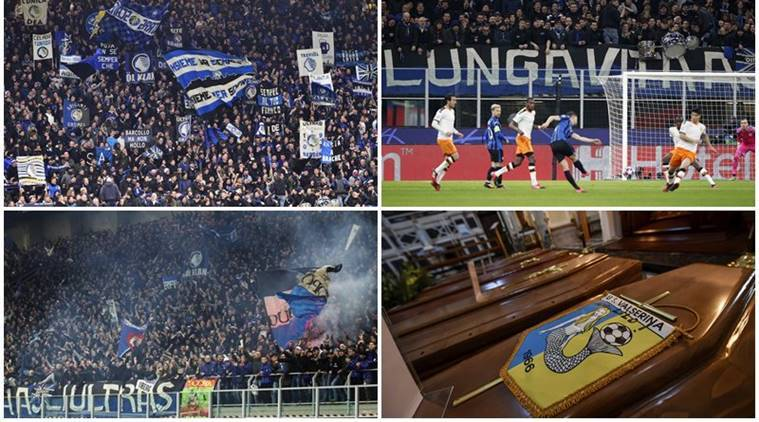 COVID-19 'Game Zero': Why a Champions League match turned into a 'biological bomb' in Italy