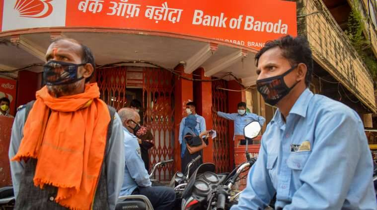 Bank shares tank after Moody's changes outlook on Indian banks to negative