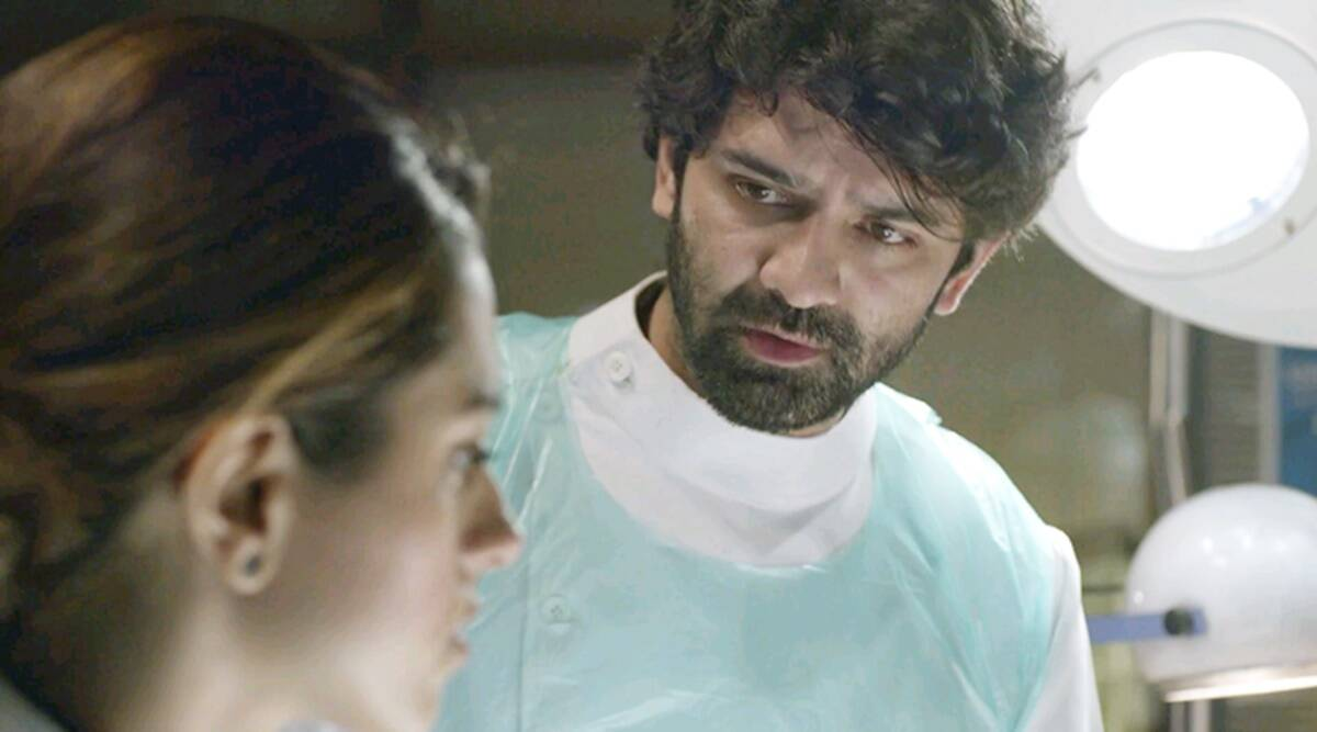 Asur first impression: This thriller holds promise | Entertainment News,The Indian Express