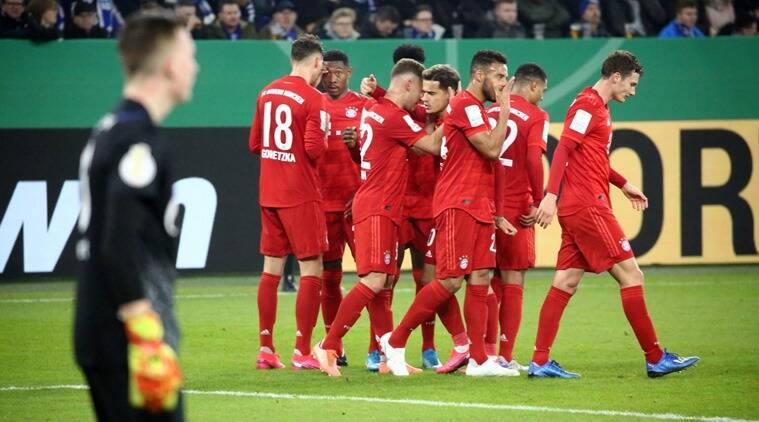 Bundesliga 2020 Highlights: Bayern restore four-point lead after win over  Union Berlin | Sports News,The Indian Express