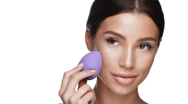 beauty blender, beauty sponge uses and hacks, beauty blenders hacks for makeup, various makeup tools, indian express news