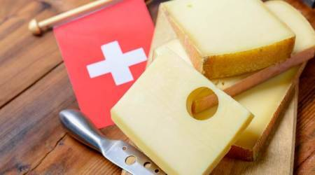 Swiss cheese, best cheese in the world, Gruyère cheese, competition, indian express news