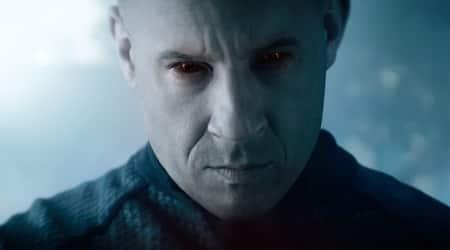 Vin Diesel, Bloodshot, Vin Diesel Bloodshot
