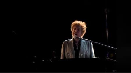 Bob Dylan concert japan