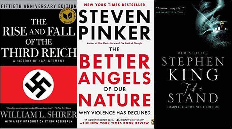 books to read during lockdown, books to read, what books you can read, coronavirus, indian express, indian express news