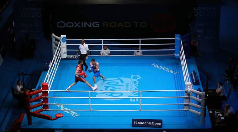 IOC let an Olympic boxing qualifier happen despite virus warnings