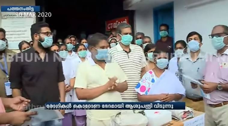 At Kerala hospital, an outpouring of love as five test negative and return home