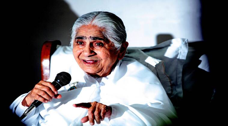 Brahmakumaris chief Dadi Janki passes away, PM Modi expresses grief