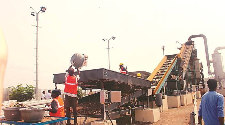 Chennai's novel waste management mantra: Converting city's waste to ash and turning that ash into pavement tiles
