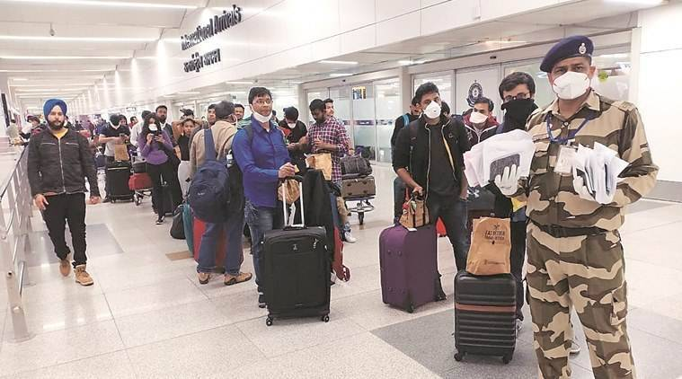 Coronavirus: CISF asks intel to identify suspected cases at ...