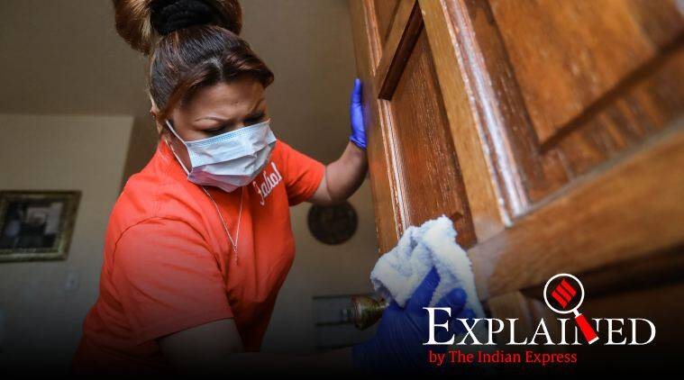 Coronavirus: How often (and how) should you clean your home?