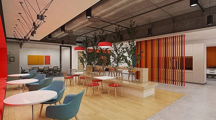 Office Layout Design Ideas from images.indianexpress.com