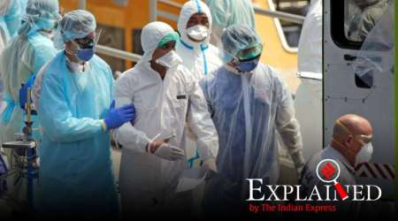 Explained: How do healthcare workers protect themselves from getting infected?