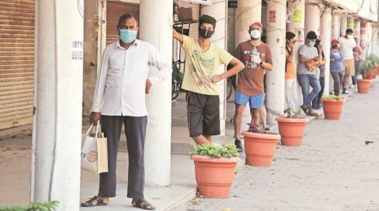 Why does Chandigarh need a daily curfew relaxation?