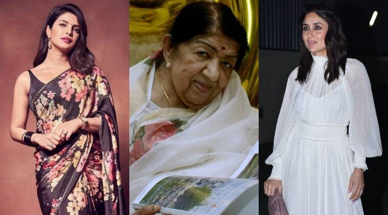 Coronavirus relief: Priyanka Chopra, Lata Mangeshkar, Kareena Kapoor and others pledge donations