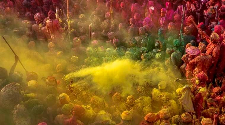 Avoid crowded places, but you don't necessarily have to give up Holi for fear of coronavirus. Here's why.