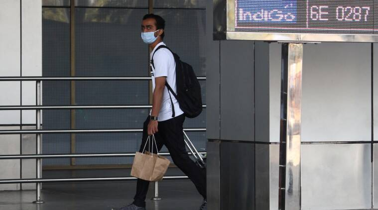 coronavirus outbreak, coronavirus covid 19, coronavirus flight restrictions, flights suspended, indian express