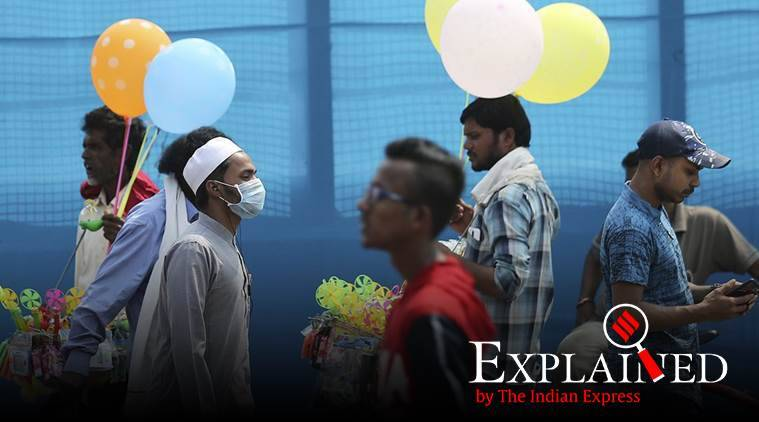 coronavirus, coronavirus in India, coronavirus cases in India, coronavirus death toll, death toll due to coronavirus, Express Explained, Indian Express