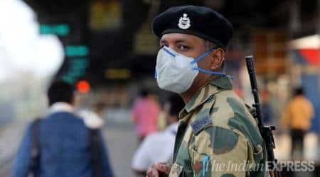 PUnjab lockdown, janta curfew, Punjab police, coronavirus outbreak, indian express news