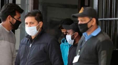 Karnataka coronavirus case, Covid-19 case Karnataka, Techie from US, Karnataka news, indian express news