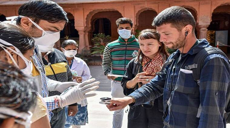 Hostile stares, cancelled bookings add to coronavirus fears of foreign tourists in India 2