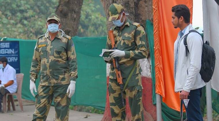 Tripura coronavirus updates, BSF Tripura coronavirus, tripura Covid cases BSF, biplab kumar deb, BSF Covid cases report Tripura, indian express