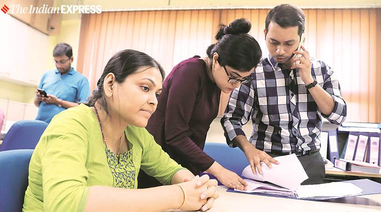 Work non-stop or stay at home? For the 18 members of this Kolkata lab, the answer was tough but clear