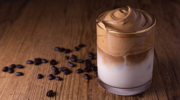 Check out the viral Dalgona coffee recipe here