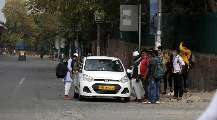 As cabs go off Delhi roads, owners say they have EMIs to pay and mouths to feed