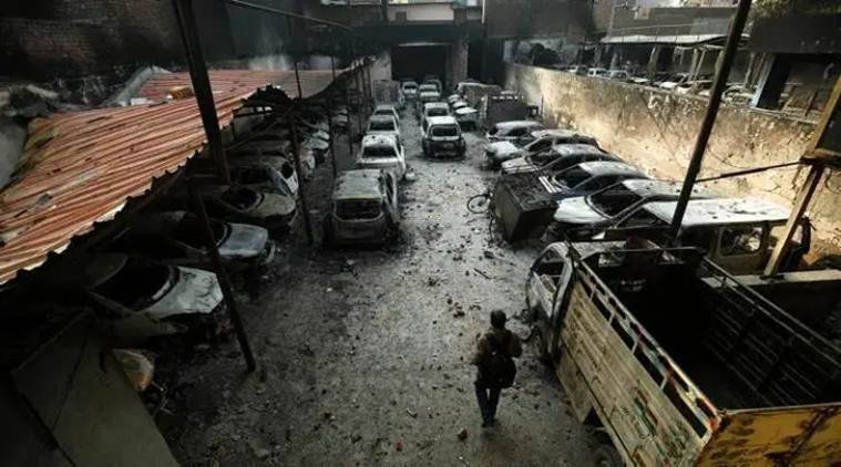 Delhi violence, Delhi riots, CAA protests, CAA protest violenc, delhi news, delhi violence case, delhi northeast violence, delhi chand bagh violence, delhi maujpur, caa protests, indian express news