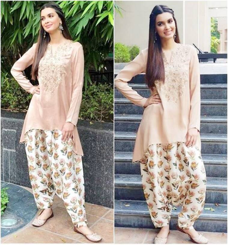 summer fashion, unusual fashion summer prints, floral prints, anita dongree dress, bollywood fashion summer collection, indian express news