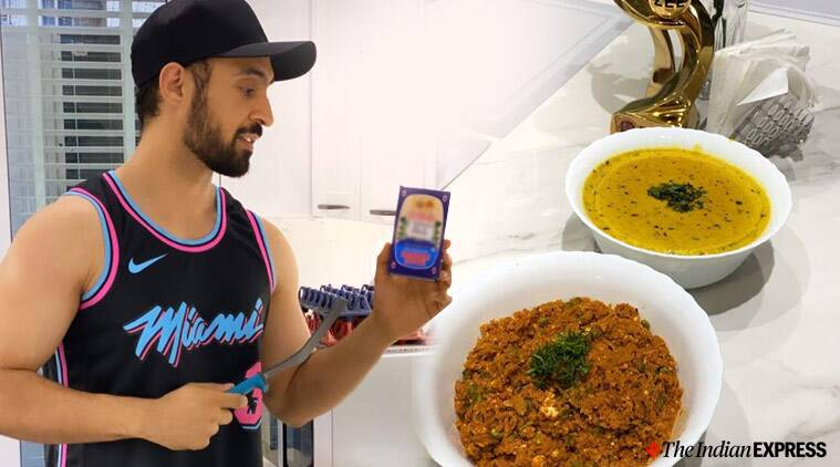 Diljit Dosanjh's kitchen chronicles will compel you to cook