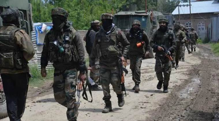 shopian encounter, militants killed in shopian encounter, J&K encounter, J&K firing, J&K news, militants in J&K