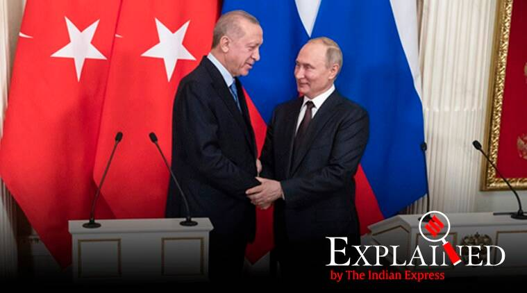 Explained: Why the Erdogan-Putin meet is significant