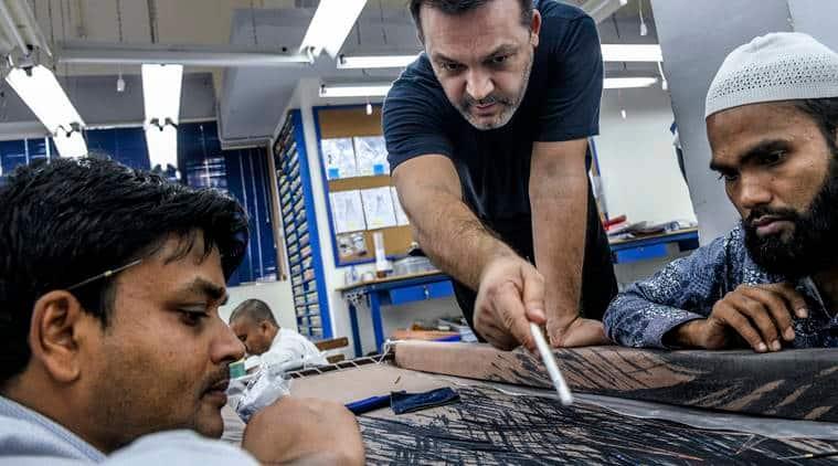 Luxury's hidden Indian supply chain