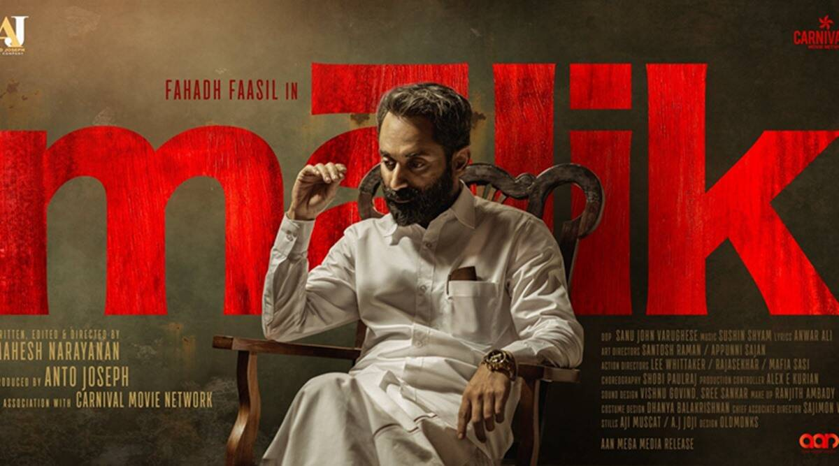 Fahadh Faasil's Malik gets a release date | Entertainment News,The Indian  Express