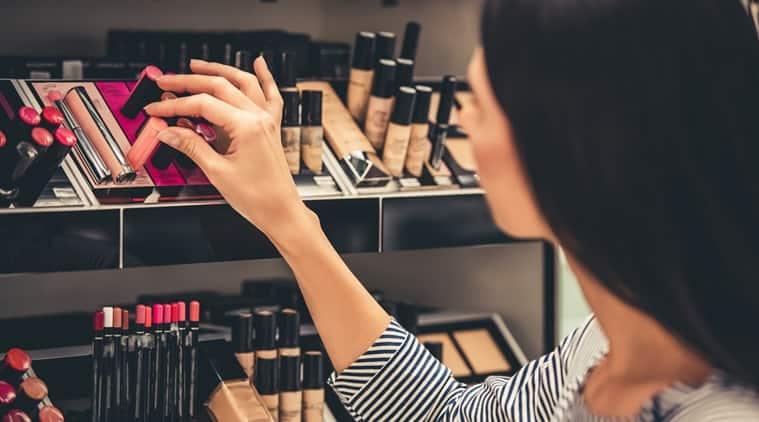 fake makeup products, how to buy genuine makeup, fake vs real makeup, counterfeit makeup products, fake makeup, indian express news