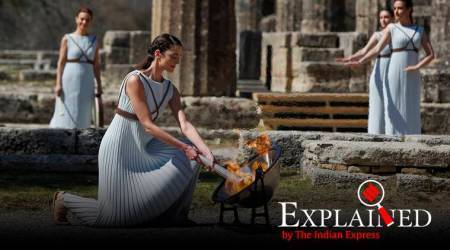 Explained: The significance of the Olympic Flame
