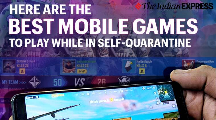 These Are Best Mobile Games To Play While At Home During Coronavirus Pandemic Technology News The Indian Express