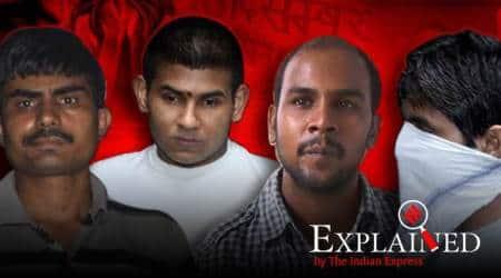 Delhi gangrape, december 16 gangrape, december 2012 gangrape convicts, december 16 rape convict hanging, delhi gangrape execution, indian express