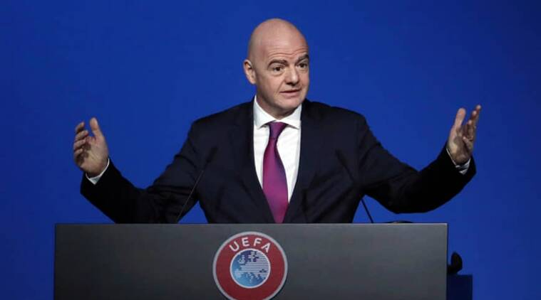 CONMEBOL: Infantino comments on crisis are 'ill-timed'