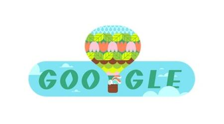 Spring 2020: Google marks end of winter with colourful doodle