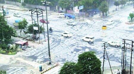 Lucknow new, Lucknow city news, Lucknow Hailstorm, Hailstorm UP crop damage