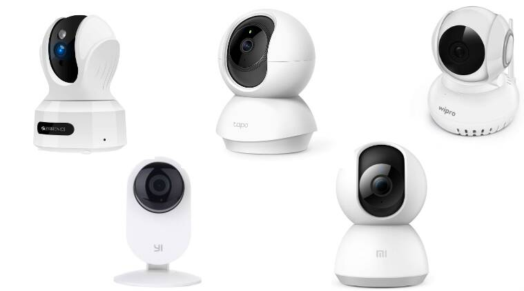 Five home security cameras you can get under Rs 4,000 in India | Technology  News,The Indian Express